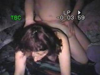 Mature Couple Doggystyle Sex On-Camera