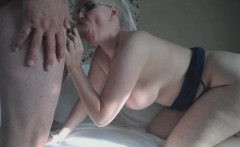 Mature Amateur Couple Fucks On Webcam Hardcore