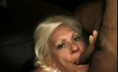 Mature blonde enjoys some hard caning and spanking