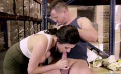 danica dillion fucked by her co worker