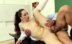Leyla Bento Has A Teacher Who Has Been Looking Up Her...