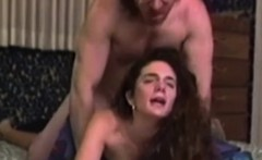 retro first timer pussyfucked by an oldman