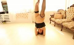 Gymnast naked teen Lopuhova