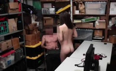 Police hd Suspect tries to walk out of backroom and is direc