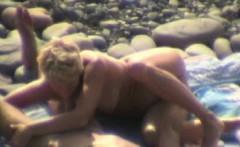 Nudist beach blowjob VOYEUR VIDEO