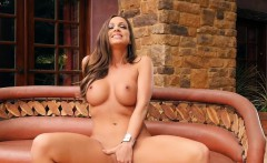 Twistys - Abigail Mac starring at My Private