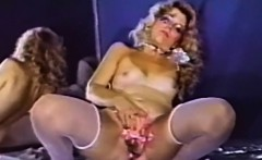 a horny blonde goes crazy horny   a horny blonde goes crazy