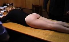 sasha yung get hardcore gangbang with ass spanking