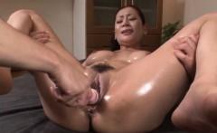 Rei Kitajima, hot mature, crazy hardcore porn play