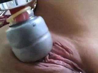 Extreme Orgasm on webcam