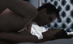 Anna Friel and Louisa Krause in lesbian sex scenes