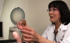 Slutty Nurse Plays Along Man's Impure Desires In Asian Bdsm