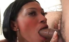 Cock loving Latina slut gets fucked hard