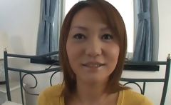 Chichi Asada Japanese model is a busty