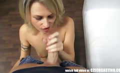 Czech Amateur MILF Gets Load to Mouth