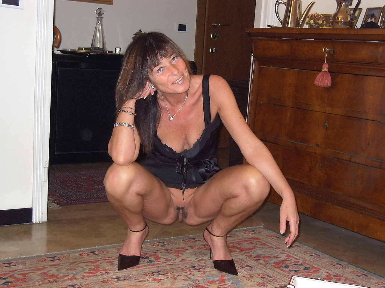 French Mature And Milf