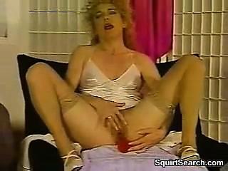 Mature Women Masturbating And Squirting