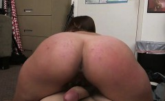 This Booty Babe Rides Like A Cowgirl And Suck Like A Leech