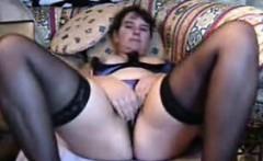 sensual masturbation 50 years old mum Martha