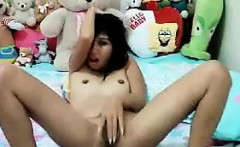 Beautiful Asian Babe Web Cam Show Just For Me