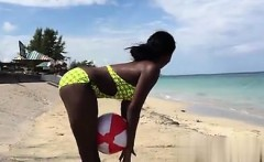 2 hot Jamaican Ebony Babes shake their A - My Fuck from CHEA