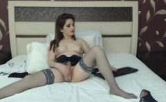 Shemale Beauty Undresses on Live Cam