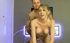 Wild Cam Girl And Her Boyfriend