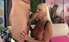 busty blonde GILF Mandi M - I am from MILF-MEET.COM