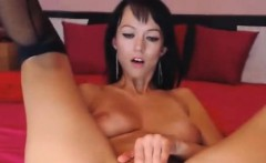 brunette milf anal masturbate