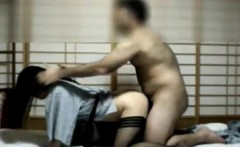 I allows my boss a pre meeting creampie