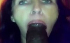 Phoenix plays herself sucks a black dick