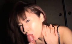 Outstanding Asian cum in mouth