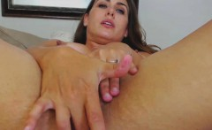 Horny Cougar Fucks Creamy Wet Pussy With Big Dildo