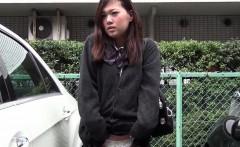 Japanese teens in uniform