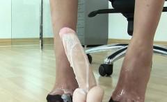 Unfaithful british mature gill ellis showcases her oversized