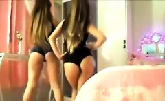 Hot teens dancing