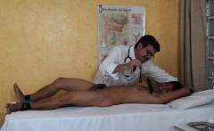 Asian Boy Vahn Gets Ticklish Physical