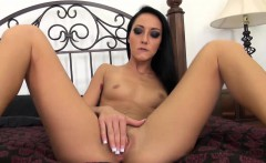Sabrina Banks Playing with her Tight Pussy!