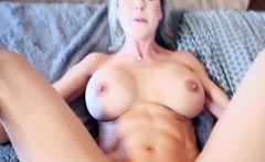 Busty Stepmom Brandi Love Gets Fucked And Creamed