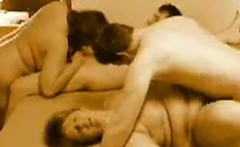 BBW Orgy