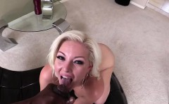 Slutty voluptuous Jenna Ivory auditions and gets hammered