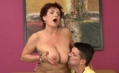 Hot milf hardcore and cum on face