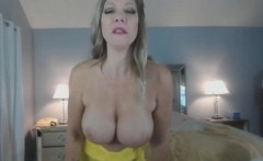 Giant Fake Tits And Hot Horny Mommy For You