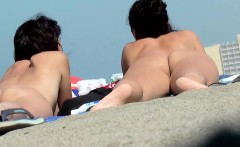 Compilation Close-Ups Back and Front Pussy Voyer Beach