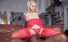MyBabySittersClub- Pigtailed blonde sitter Fucked