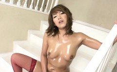Akiho Nishimura is one of these cute Japanese girl with a