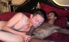 Hung asian anal fucking