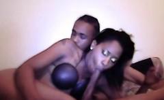 Ebony girls blowjob hardcore