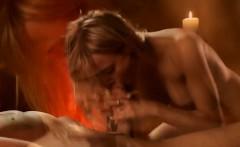 Sexy lady blowjob master