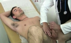 Male doctor examine old gay mans penis tube xxx With all his